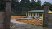 Three new classrooms are expected to be ready in the near future.