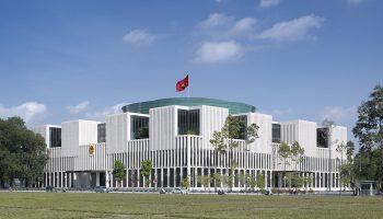 Cấu trúc bộ máy chính trị Việt Nam