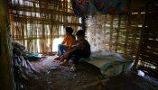 Những mảnh đời khó khăn dưới căn nhà mái lá tạm bợ