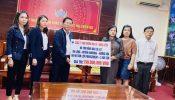 Nhiều doanh nghiệp Tấm lợp chung tay góp sức ủng hộ đồng bào vùng lũ lụt miền Trung