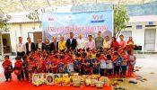 Trẻ em có mái trường khang trang, người nghèo có mái ấm để về ở huyện Vị Xuyên