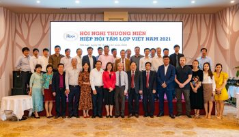 The Vietnam National Roofsheet Association: A successful year of 2020